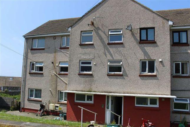 Thumbnail Flat for sale in John Lewis Street, Hakin, Milford Haven