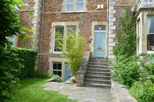 Thumbnail Flat to rent in Elliston Road, Redland, Bristol