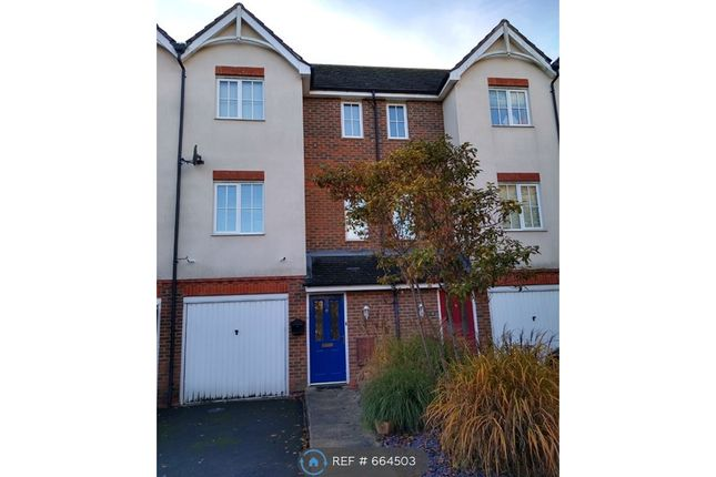 Thumbnail Terraced house to rent in Comerford Way, Winslow, Buckingham