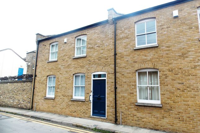 Thumbnail Terraced house to rent in Steels Lane, Shadwell