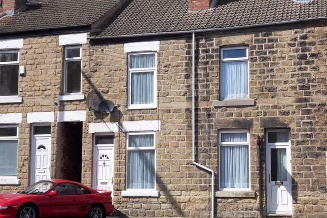 Thumbnail Terraced house to rent in Doncaster Road, Mexborough, Doncaster