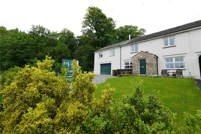 Thumbnail Semi-detached house for sale in 10 Gatesyde Place, Eskdale, Holmrook, Cumbria