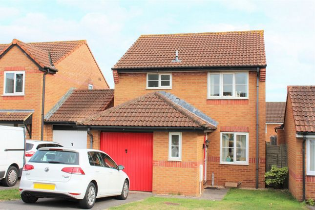 Thumbnail Detached house to rent in Holly Close, North Petherton, Bridgwater