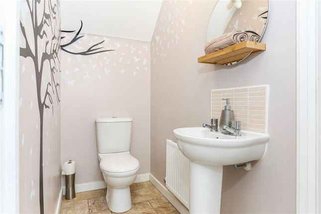Cloakroom/wc of Baychester Road, Coventry CV4