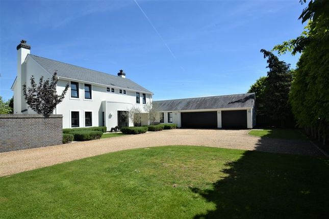 Thumbnail Detached house for sale in The Green, Steventon, Abingdon