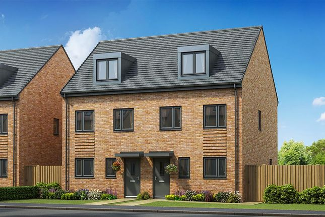 """3 bed property for sale in """"Bamburgh"""" at Woodfield Way, Balby, Doncaster DN4"""