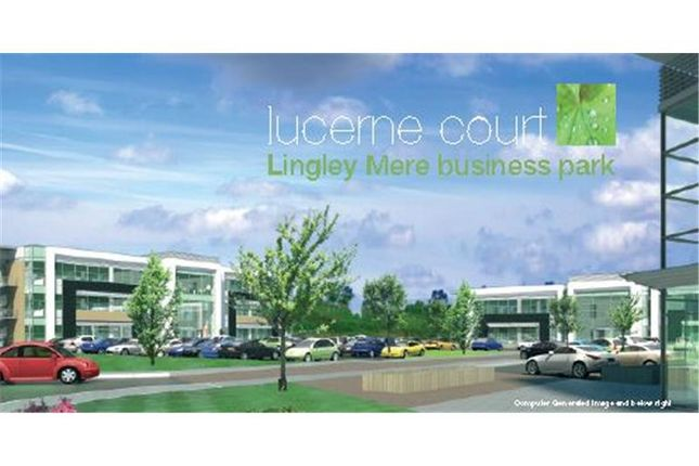 Thumbnail Office to let in Lingley Mere Business Park, Lingley Green Avenue, Great Sankey, Warrington
