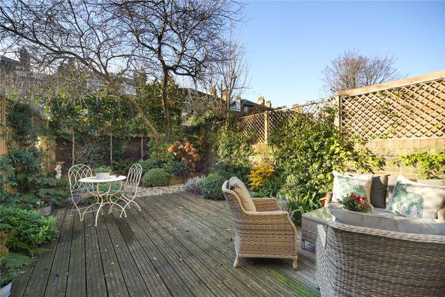 Garden of Lavender Gardens, London SW11