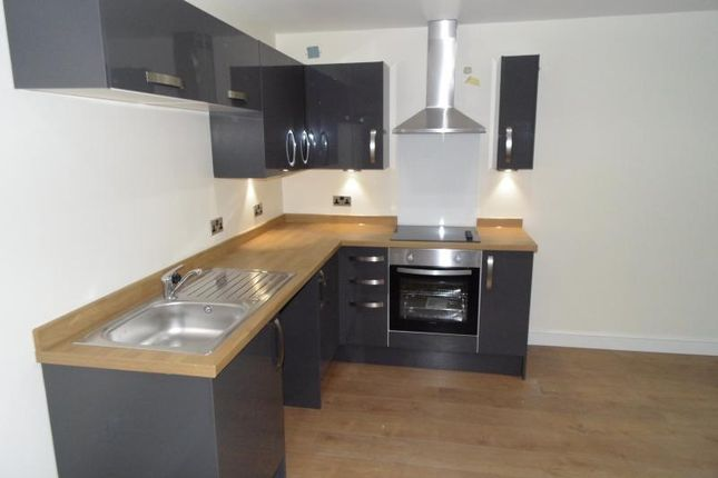 Thumbnail Flat to rent in Flat 4, Carr Crofts, Armley