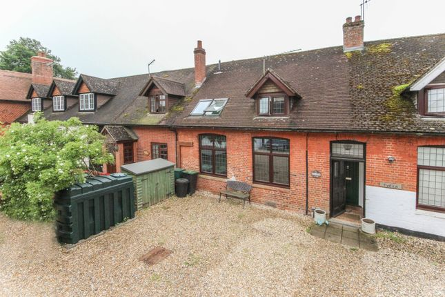 2 bed semi-detached house to rent in Cheveley Park, Cheveley, Newmarket