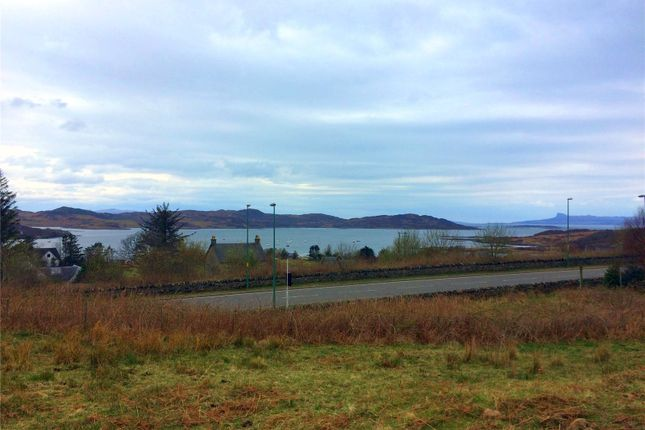 Thumbnail Land for sale in New Buildings, Arisaig