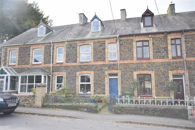 Thumbnail Terraced house for sale in Furzebeam Row, Torrington