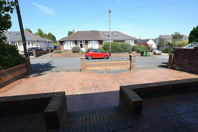 Semi-detached bungalow for sale in Cae Maen, Heath, Cardiff.