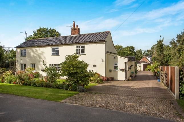 Thumbnail Detached house for sale in Westfield, Dereham, Norfolk
