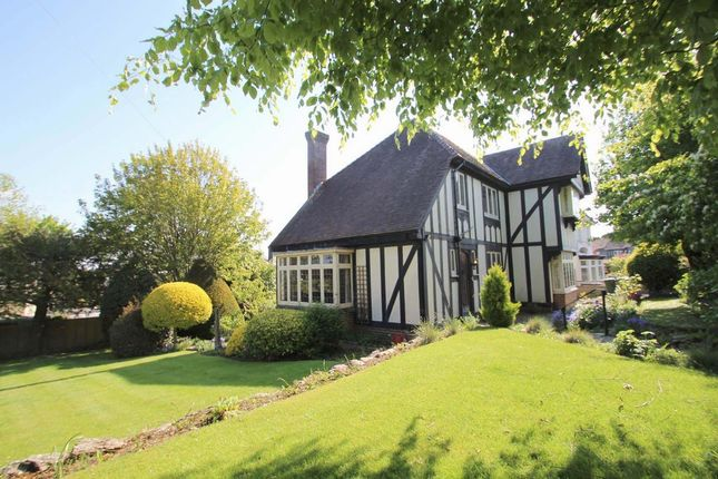 Thumbnail Detached house for sale in Bainbridge Avenue, Hartley, Plymouth