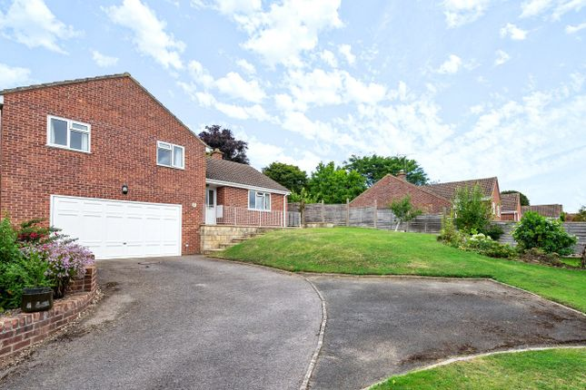 Thumbnail Detached house for sale in Biddel Springs, Highworth, Wiltshire
