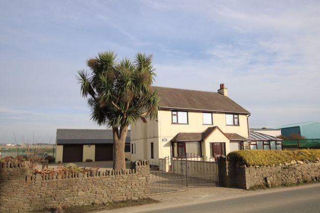 Detached house for sale in Balthane House, Balthane Road, Ballasalla