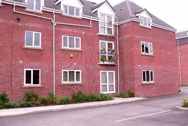 Thumbnail Flat to rent in Little Moss Court, Little Moss Lane, Swinton