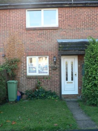 Thumbnail Terraced house to rent in Greenwich Gardens, Newport Pagnell