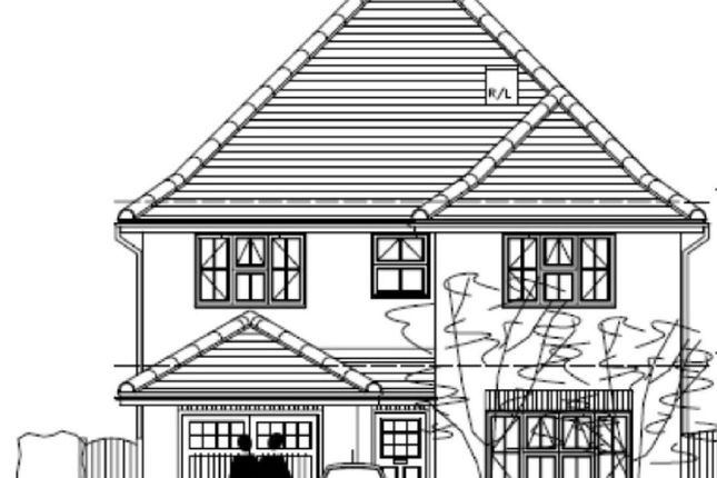 Thumbnail Detached house for sale in 'the Willow', Off Uppingham Road, Leicester