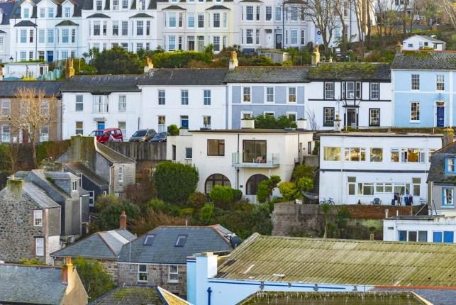 Thumbnail Detached house for sale in St.Ives, Cornwall