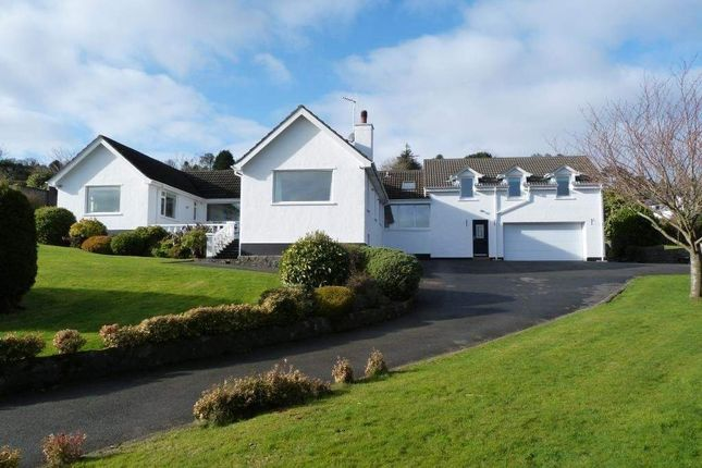 Thumbnail Detached house to rent in Shirrah-Ny-Ree, Ballajora Hill, Maughold