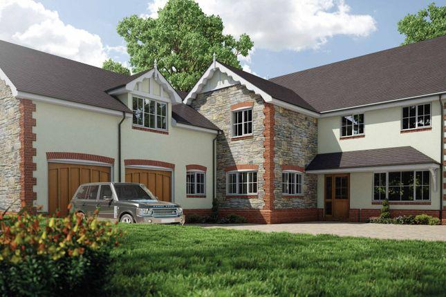 Thumbnail Detached house for sale in Cronk Road, Braddan, Douglas, Isle Of Man