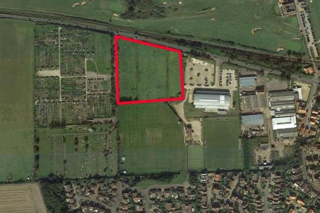 Thumbnail Land for sale in Weybourne Road, Sheringham
