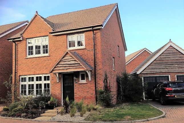 Thumbnail Detached house for sale in Hereford Way, Royston