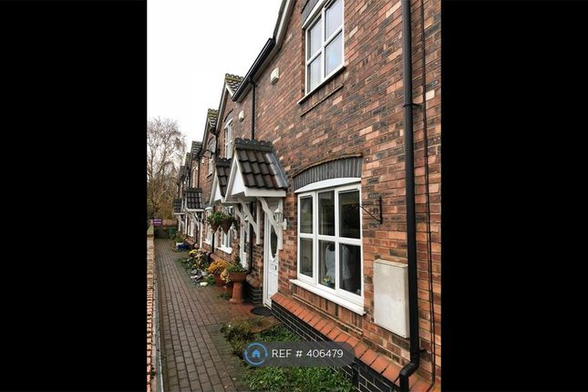 Thumbnail Terraced house to rent in Highwood Mews, Cleethorpes