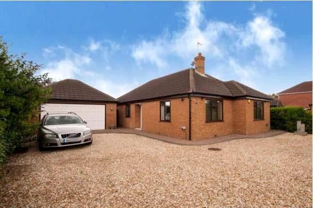 Thumbnail Detached bungalow for sale in Seacroft Drive, Skegness