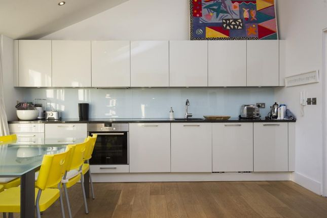Kitchen of Greenwood Road, London E8