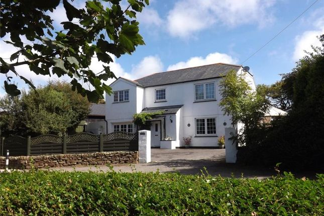 4 bed detached house for sale in Penhallow, Truro