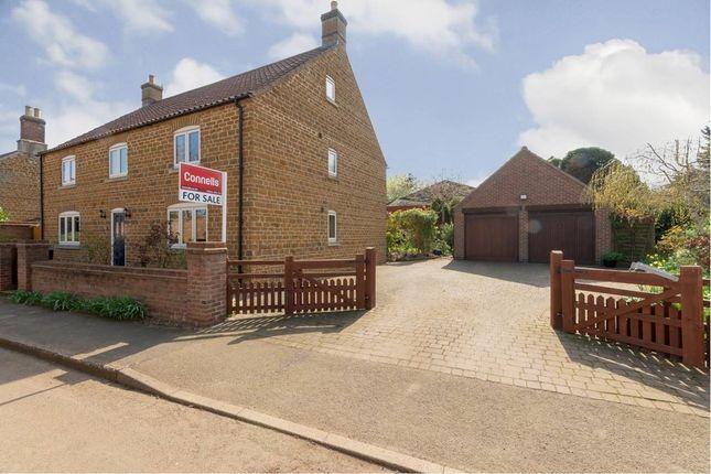 Thumbnail Detached house for sale in Main Street, Goadby Marwood, Melton Mowbray