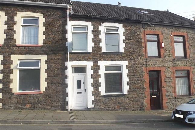 Terraced house for sale in Llanover Road, Pontypridd