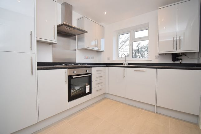 Thumbnail Town house for sale in Tilia Close, Off Nursery Road, Leicester