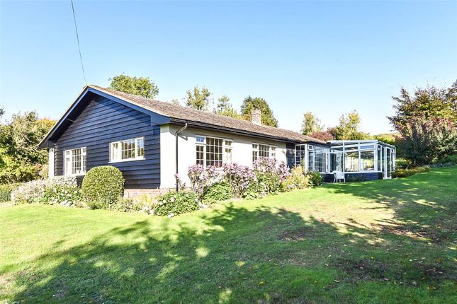 Thumbnail Bungalow for sale in Wepham, Arundel, West Sussex