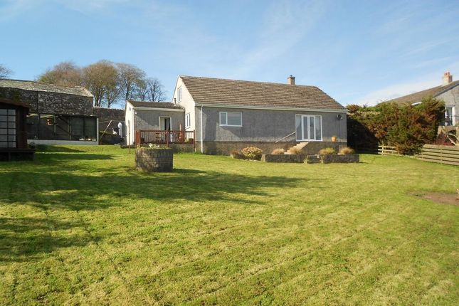 Thumbnail Bungalow for sale in Sneckyeat Road, Hensingham, Whitehaven