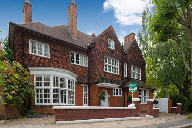 Thumbnail Detached house to rent in Elsworthy Road, London