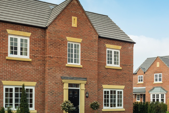 Thumbnail Detached house for sale in Bridgewater Park, Winnington Lane, Northwich, Cheshire