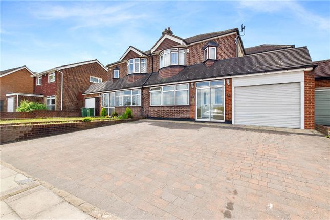 Thumbnail Semi-detached house for sale in Gravel Hill, Bexleyheath, Kent