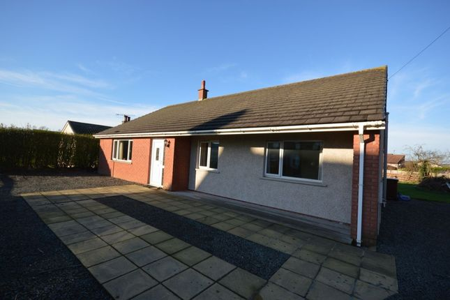 3 bed bungalow to rent in Station Road, Drigg, Holmrook