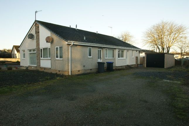 Thumbnail Bungalow to rent in Swan Road, Ellon, Aberdeenshire