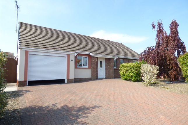 Thumbnail Detached bungalow for sale in Callans Drive, Pembroke, Pembrokeshire