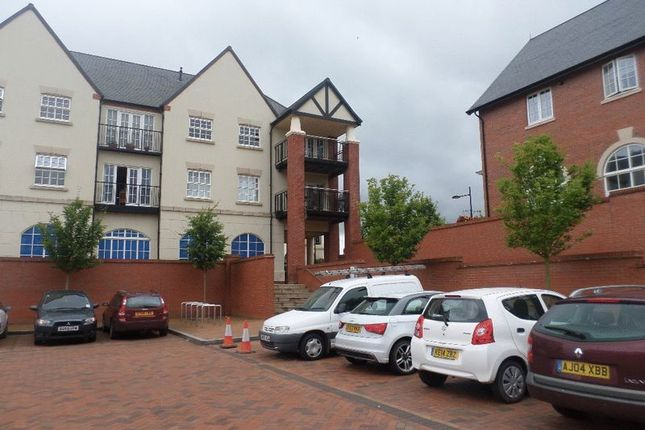Thumbnail Flat to rent in Green Moors, Lightmoor, Telford
