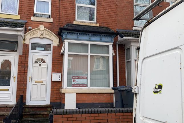 Thumbnail Room to rent in Greenhill Road, Handsoworth