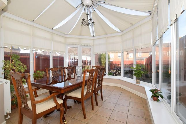 Conservatory of Foster Clarke Drive, Boughton Monchelsea, Maidstone, Kent ME17