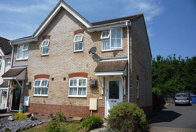 Thumbnail Semi-detached house to rent in Richard Burn Way, Sudbury