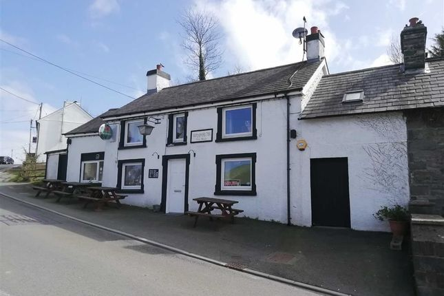 Thumbnail Property for sale in Llanybydder
