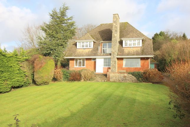 Thumbnail Detached house for sale in Gravel Lane, Four Marks, Hampshire